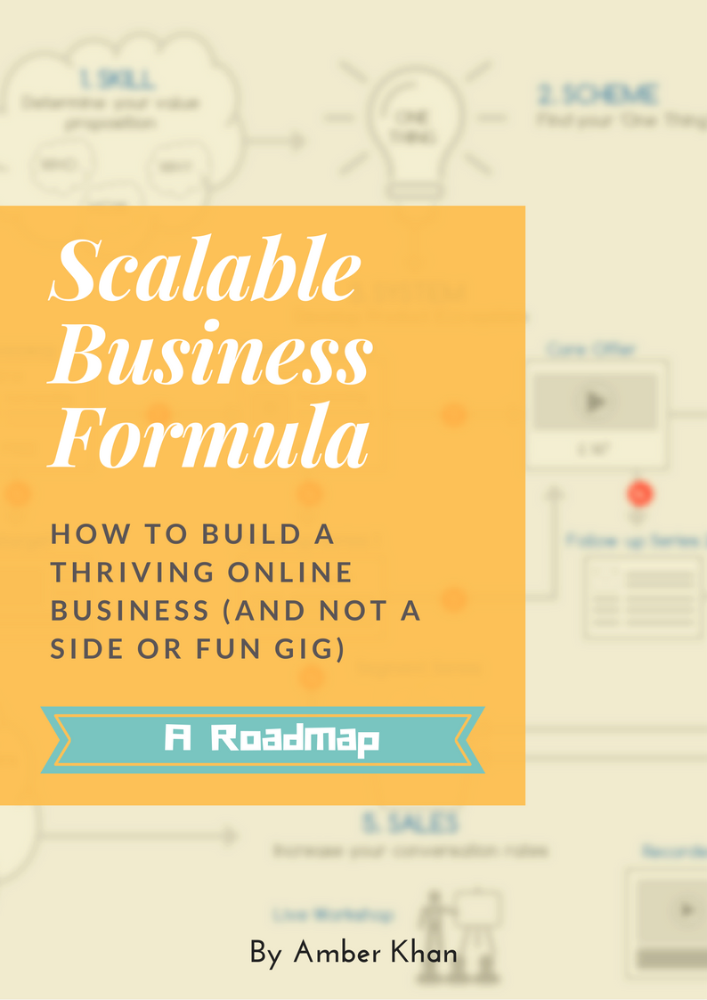 scalable business formula